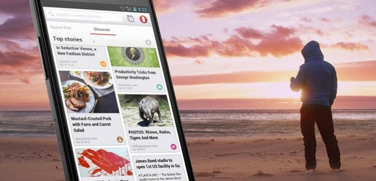 Браузер Opera Mini для Андроид - обзор плюсов и минусов