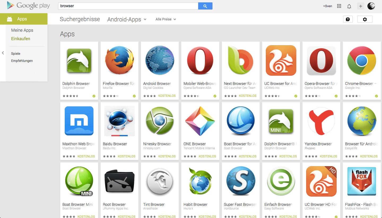 Лучшие интернет-приложения: ТОП-3 браузеров для Android, их плюсы и минусы