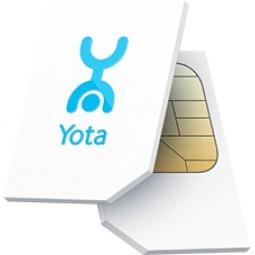 фото SIM-карты от Yota