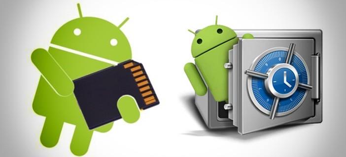 """фото """"Сохранение данных Android"""""""