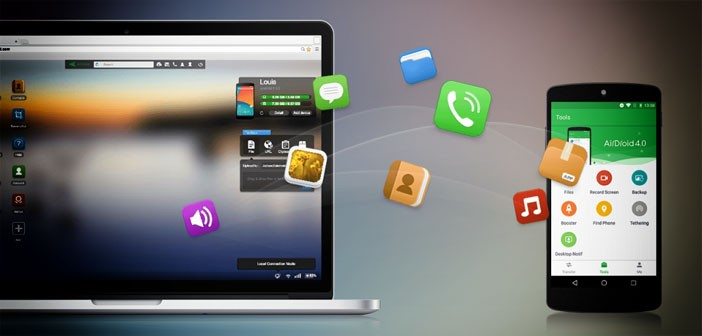 """фото """"AirDroid"""""""
