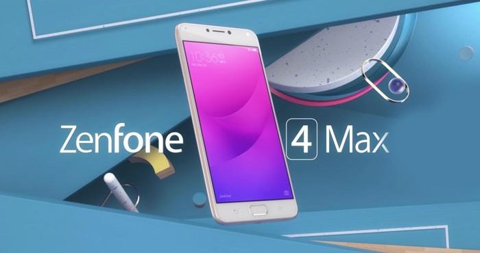 """фото """"ASUS Zen Fone 4 Max"""""""