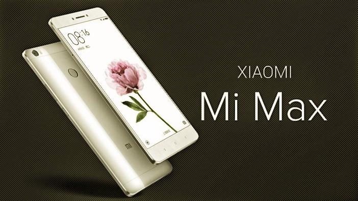 """фото """"Xiaomi Mi Max"""""""