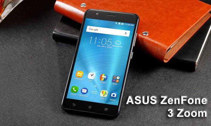 "фото ""ASUS ZenFone 3 Zoom"""