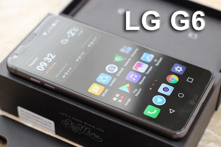 "фото ""LG G6"""