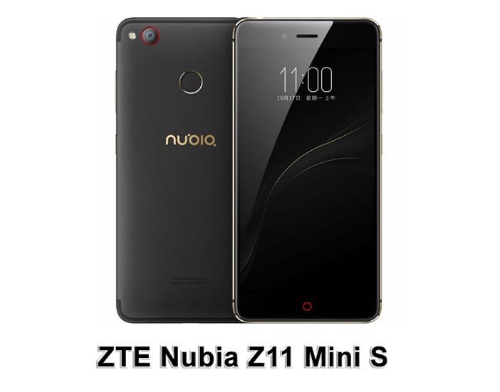 """фото """"ZTE Nubia Z11 Mini S"""""""