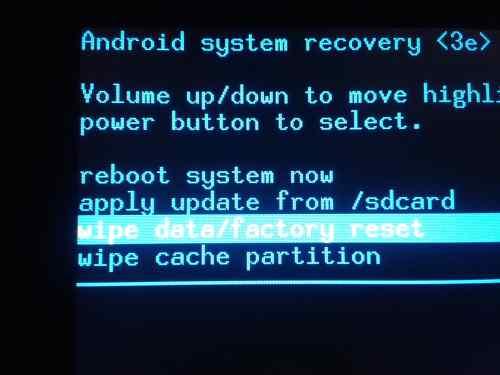Инструкция рекавери на андроид