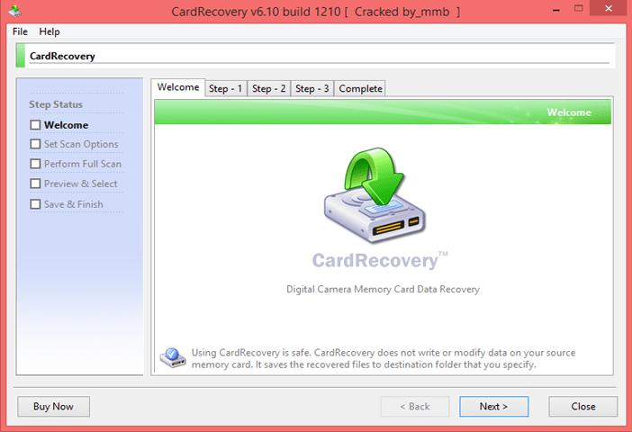 "фото ""CardRecovery"""